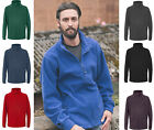Trespass Mens Fleece - Anti Pill Polyester Fleece - 2 Zip Pockets - Drawcord Hem