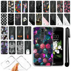 For LG K7 Tribute 5 LS675 MS330/ M1 Ultra Thin Clear TPU Case Phone Cover + Pen
