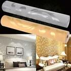 Wallpaper Kitchen Living Room Bathroom Wall Decorate Paper Roll Silver Gold B20E