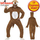 CA388 Lion Zoo Animal Mens Ladies Fancy Dress Up Jumpsuit Book Week Funny Outfit
