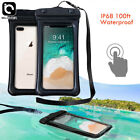 8L Waterproof Dry Bag Floating Phone Case Pouch for Beach Kayak Fishing Camping