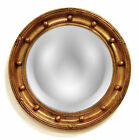 Regency Convex Round Wall Mirror Made in USA in 40 Colors