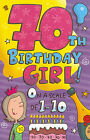 funny / humorous 70th birthday card female 70 today
