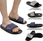 MENS FLIP FLOPS SLIPPER  SANDAL SUMMER BEACH POOL GENTS SHOWER UK 6 7 8 9 10 11