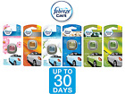 Febreze Car Vent Clip On Air Freshener Various Fragrances Up to 30 Days Scent