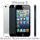APPLE IPHONE 5 16GB A1429 SMARTPHONE NEW *FACTORY UNLOCKED* SIM FREE