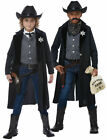 California Costumes Wild West Sheriff Outlaw Child Boys Hall