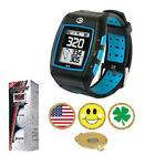 GolfBuddy WT5 Golf GPS / Rangefinder Watch + Srixon Z Star XV + Ball Marker