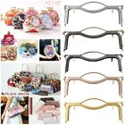 metal bed frame squeaks - 27cm Metal Arch Flower Purse Bag Frame Kiss Clasp Lock Clip Bags Making Crafts
