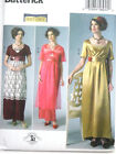 Sewing patten for ladies Edwardian Downton Abbey style dress 6-22 B6190