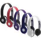 3.5mm Music Stereo DJ Headband Receiver Headphone Headset For Android iPhone Hot