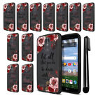 For LG Stylo 3 Stylus 3 LS777 L84VL Bible Verses Design Bumper Case Cover + Pen