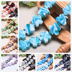 10pcs 20mm Glass Charms Jewelry Findings Flower Lampwork Loose Spacer Beads