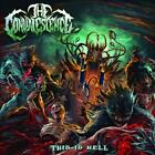 THE CONVALESCENCE - THIS IS HELL USED - VERY GOOD CD