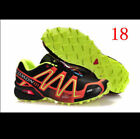 Men&#039;s Fashion Speedcross 3 Athletic Running Sports Outdoor Hiking Shoes Sneakers <br/> 1 size smaller, choose bigger