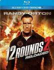 12 ROUNDS 2: Reloaded Blu-ray+DVD+Digital, 2013, 2-Disc WS Randy Orton BRAND NEW