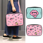 Women Travel Makeup Travel Organizer Cosmetic Toiletry Zip Storage Bag Pouch New
