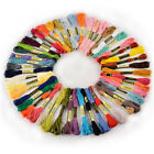 Lot 300 Multi Colors Cross Stitch Cotton Embroidery Thread Floss Sewing Skeins фото