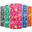 Indian Elephants Snap-on Hard Back Case Phone Cover for Apple Mobile Phones
