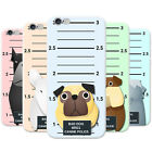 Canine Police Lineup of Naughty Bad Dogs Hard Case Phone Cover for Apple Phones