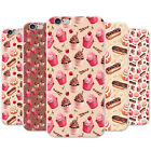 Chocolate Cakes Eclairs Sweets & Treats Hard Case Phone Cover for Apple Phones