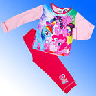 Girls My Little Pony Pyjamas #MLP Age  18 Months 2 3 4 5 Years