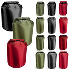WATERPROOF DRY BAG SACK STORAGE BAG CANOE KAYAK CAMPING CYCLING FISHING 4-80L