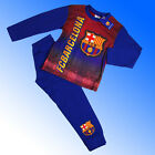 Boys Authentic Official Barcelona FC #barca AOP Pyjamas Age 4-12 Years