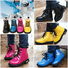 Fashion Baby Shoes Toddler Boys Girls Winter Spring Lace up Children Kids Boots