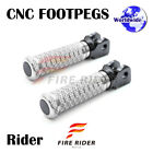 FRW CNC 6Color Front Footpegs For Buell XB9SX City Cross 03+ 03 cheap