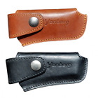 YONBERG Leather Belt Case for D2 Harmonicas - Made by Max Capdebarthes/France