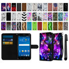 For ZTE ZMAX 2 Z958 Z955L Ultra Slim Canvas Wallet Pouch Phone Case Cover + Pen