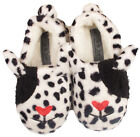 Kids Girls Novelty Infant Fur Mules Bunny Slippers Comfort Warm Winter Shoes UK
