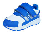 adidas LK Sport CF I Infant Baby Boys Comfortable Trainers / Shoes - White Blue