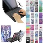 For Samsung Galaxy Tab E 9.6 T560 USB Andriod Tablet Keyboard Case Cover Flip