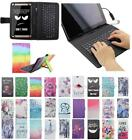 """For Sony Xperia Z2 10 10.1"""" USB Andriod Tablet Keyboard Case Cover Flip Stand"""