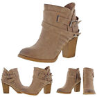 Not Rated Whip Strappy Women's Ankle Booties Boots