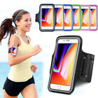 iPhone X Sports Gym Jogging Running Armband Arm Band Holder Phone Case For Apple