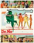 "DR. NO 1962 = James Bond 007 SECRET AGENT Sexy Women = POSTER 7 SIZES 19"" - 36"" $68.88 CAD"