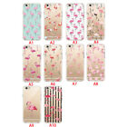Flamingo Stylish TPU Cover Case for Samsung Galaxy S6/S7 edge S8/J5/A5/A520/A510