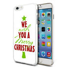 Christmas Xmas 23 - Design Shockproof Hard Case Cover For Mobiles