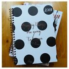 2018 Diary, Week To View, Year Planner A5 A6 , School, College, Work Organiser
