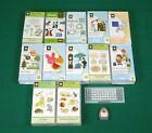 Cricut Shapes Cartridge - For use with Cricut Machines 12 Designs to Choose from