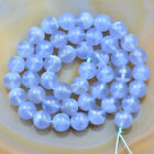 """8MM Grade A Natural Gemstone Round Smooth Loose Beads 15"""""""