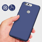 Shockproof Ultra-thin Matte Soft TPU Silicone Case Cover F Huawei P8 P9 P10 Lite