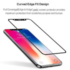 Fashion 3D Full Coverage Tempered Glass Screen Protector For Apple iPhone X