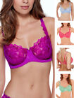 Lepel Fiore Bra 93229 Underwired Full Cup Full Coverage Non Padded Lace