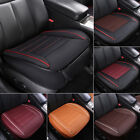 Universal Car Seat Cover Breathable PU Leather Pad Mat Auto Chair Cushion Pad