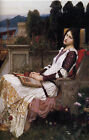 Art Photo Print - Dolce Far - Waterhouse John William 1849 1917