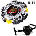 Beyblade 4D Metal Master Fusion Top Rapidity Fight Launcher Grip Set Collection фото